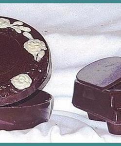Chocolaterie Bouvier - Figurines en chocolat
