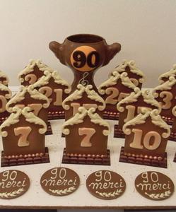 Chocolatier Bouvier - Décors personnalisés