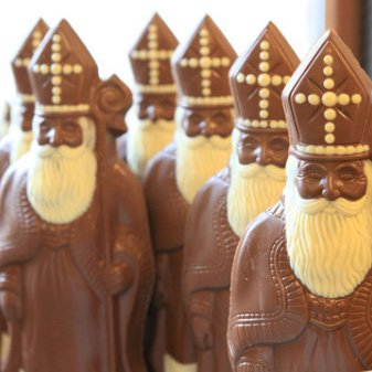 Chocolaterie Bouvier - Figurines en chocolat